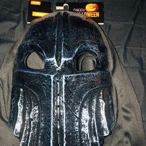 Halloween masks! NWT. $5 each. With Black hoodie